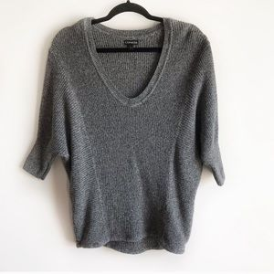 Express Oversized Dolman Sleeve Sweater Size Small